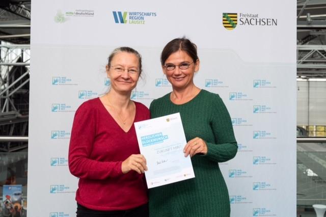 """Wettbewerb der Sächsischen Mitmach-Fonds """"Wir machen mit"""""""